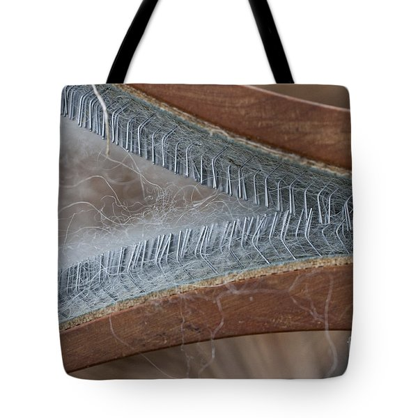 Hand Woolcarder Tote Bag
