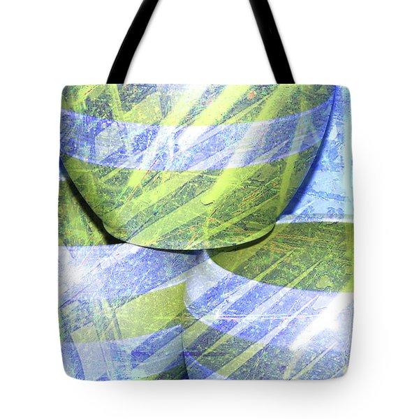 Handcrafted Tote Bag by Susanne Van Hulst