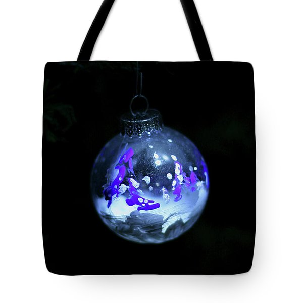 Handpainted Ornament 001 Tote Bag
