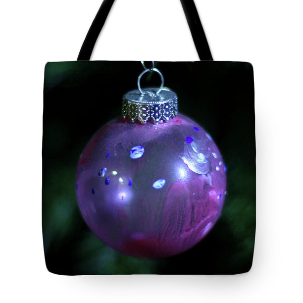 Handpainted Ornament 002 Tote Bag