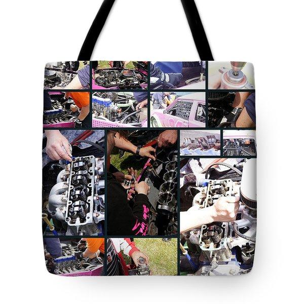 Hands2 Tote Bag