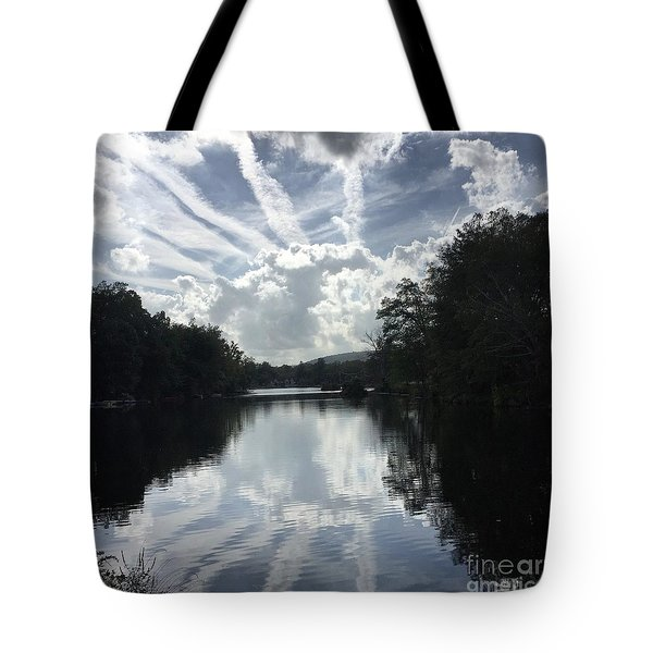 Handsome Cloud Tote Bag
