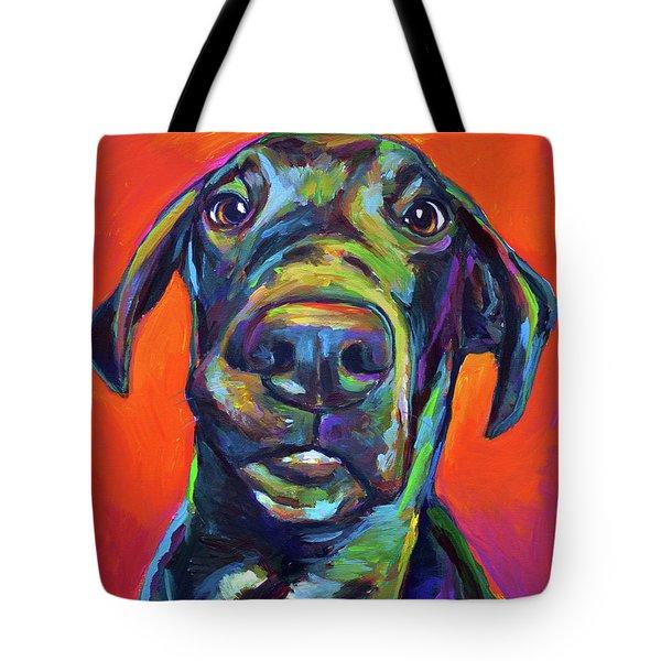 Handsome Hank Tote Bag
