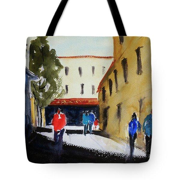 Hang Ah Alley2 Tote Bag