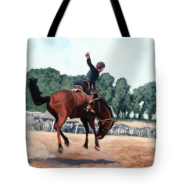 Hang On Hastings Tote Bag