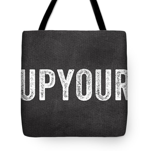 Hang Up Your Towel Tote Bag