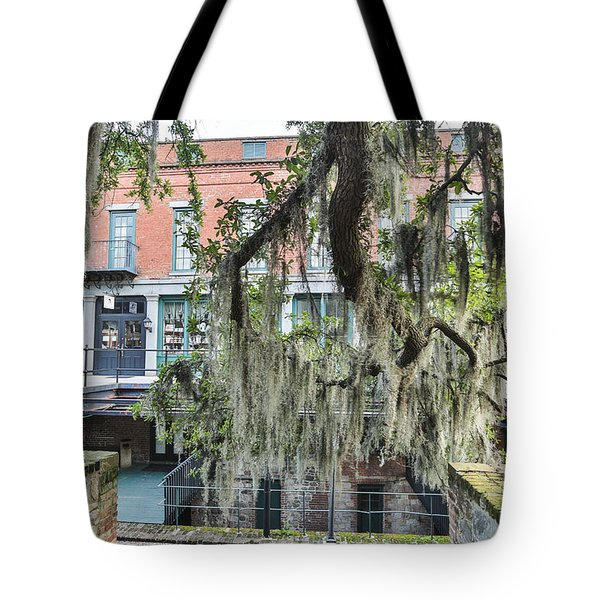 Hangin Loose Tote Bag