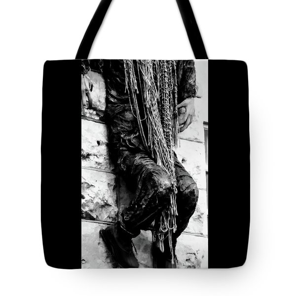 Hanging Around Tote Bag