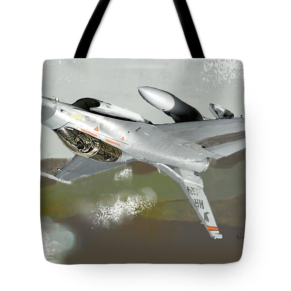 Hanging In The Seat Tote Bag