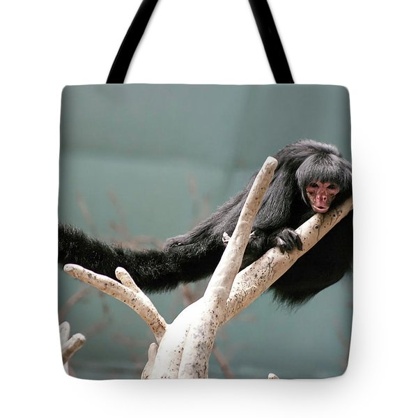 Hanging Loose Tote Bag