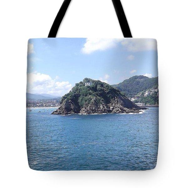 Suuny San Sebastian Tote Bag