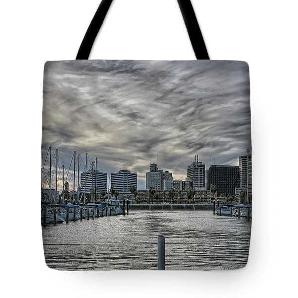 Hanging Out At The T-head Tote Bag