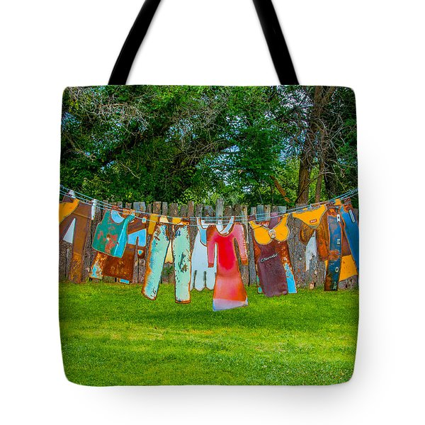 Hanging Out... Tote Bag
