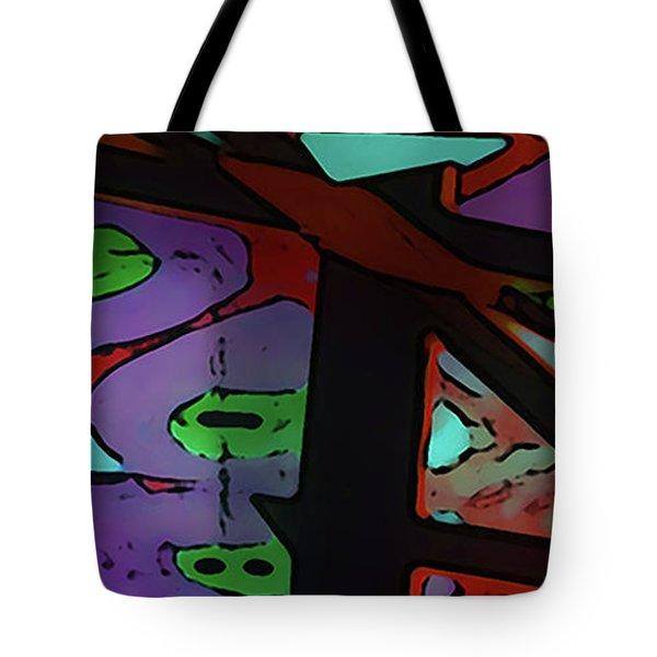 Hangings Tote Bag