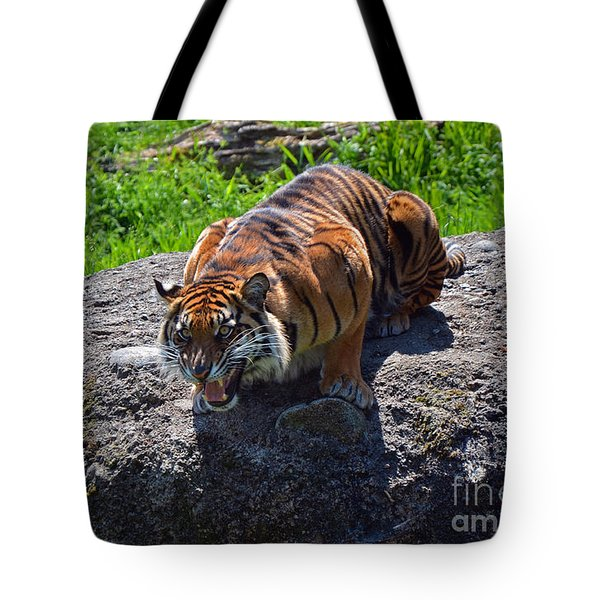 Hangry Tote Bag