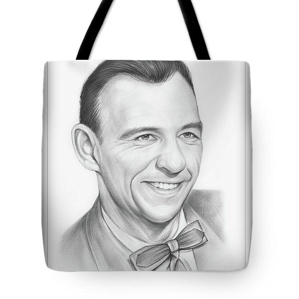Hank Snow Tote Bag