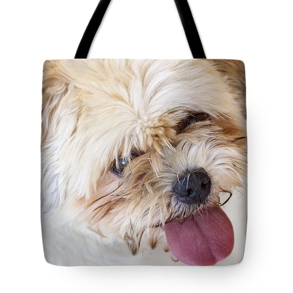 Hannah Tote Bag by Linda Lees