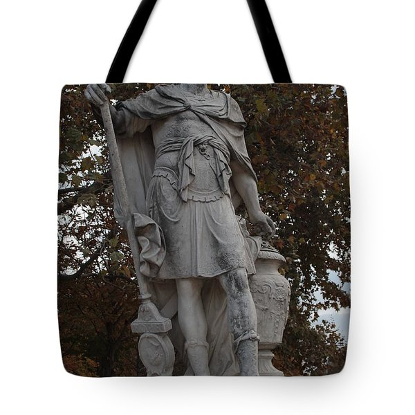 Hannibal Barca In Paris Tote Bag