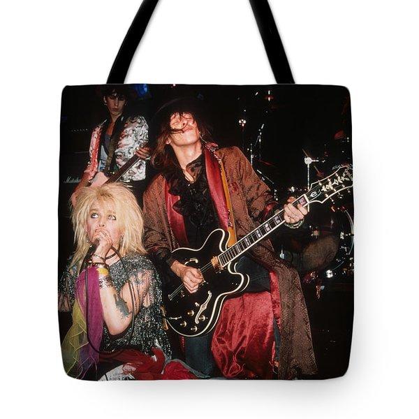 Hanoi Rocks Tote Bag