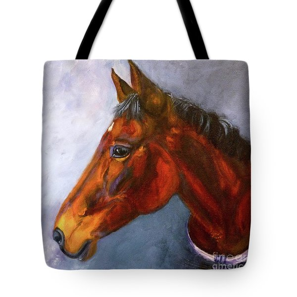 Hanoverian Bay Tote Bag
