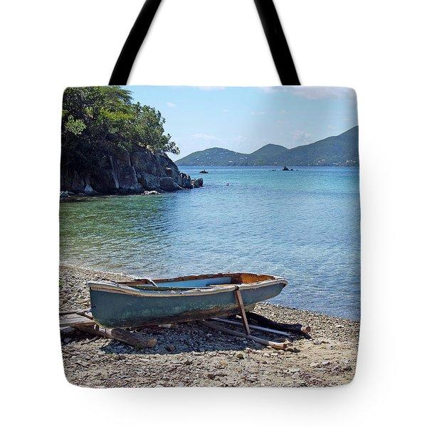 Hansen Bay 2 Tote Bag