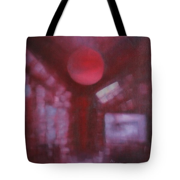 Happiness Is Love... Tote Bag by Min Zou