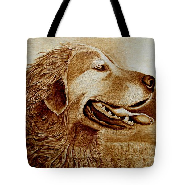 Happiness Tote Bag by Jo Schwartz
