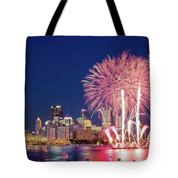 Happy 4th  Tote Bag