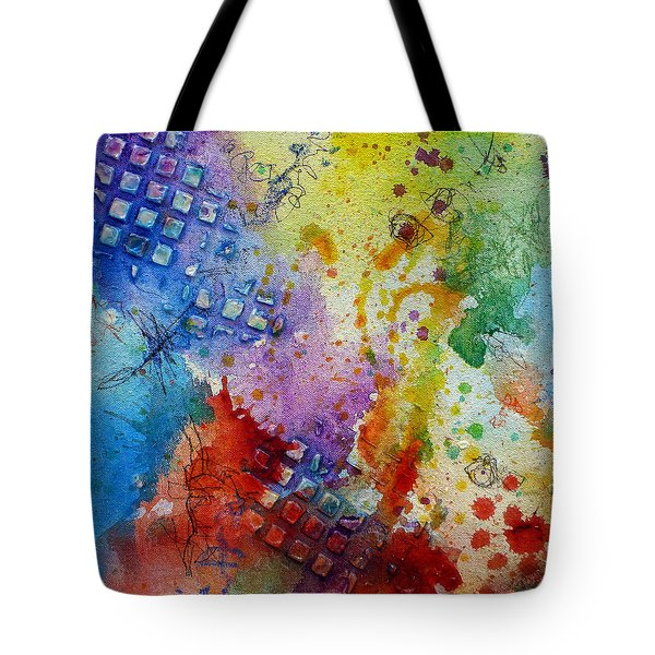 Happy Accidents Tote Bag