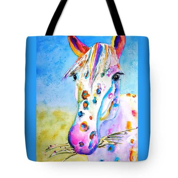 Happy Appy Tote Bag