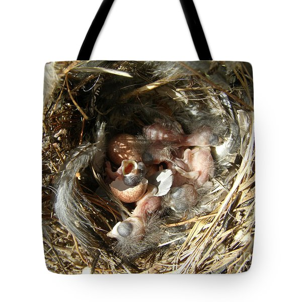 Tote Bag featuring the photograph Happy Birthday by Angie Rea