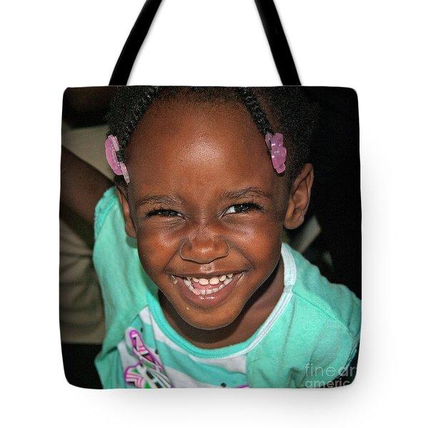 Happy Child Tote Bag