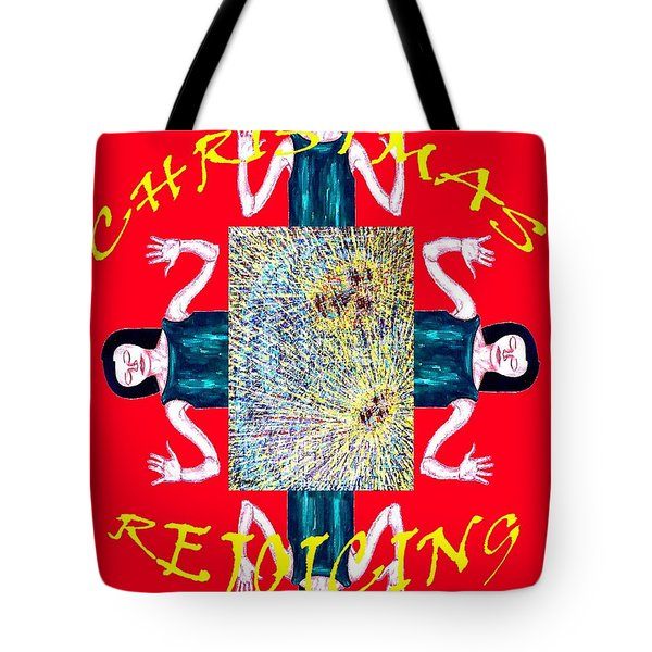 Happy Christmas 21 Tote Bag by Patrick J Murphy