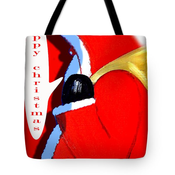Happy Christmas 37 Tote Bag by Patrick J Murphy