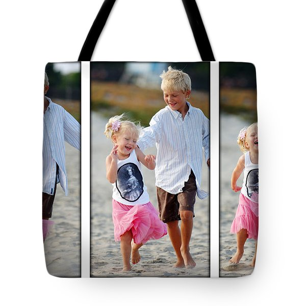 Happy Contest 15 Tote Bag by Jill Reger