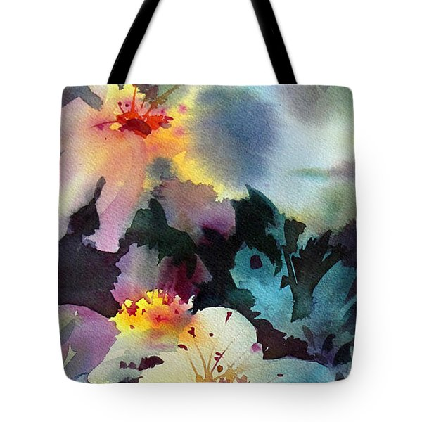 Happy Dance 2 Tote Bag