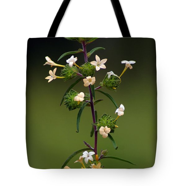 Tote Bag featuring the photograph Happy Flowers by Ben Upham III