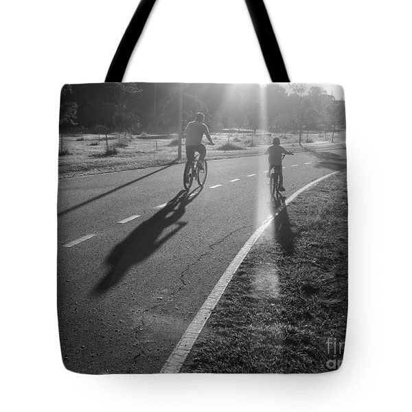 Tote Bag featuring the photograph Happy Forever by Beto Machado