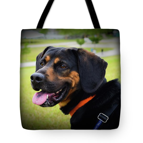 Happy Gus Tote Bag