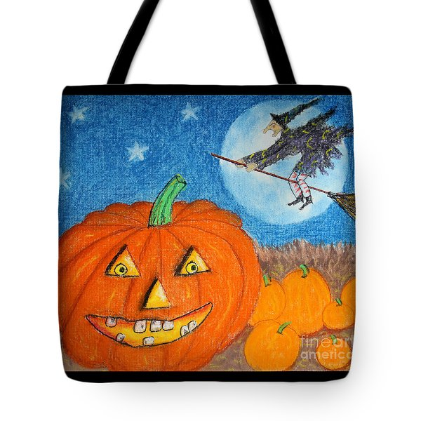 Happy Halloween Boo You Tote Bag