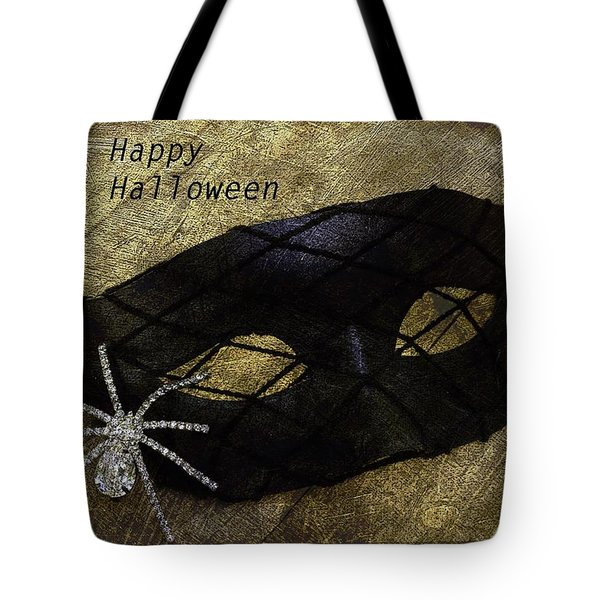 Tote Bag featuring the photograph Happy Halloween by Patrice Zinck