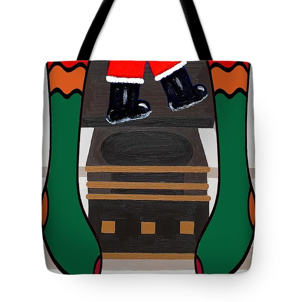 Happy Holidays 4 Tote Bag by Patrick J Murphy