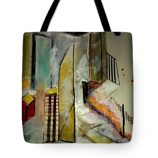 Happy Interior Tote Bag