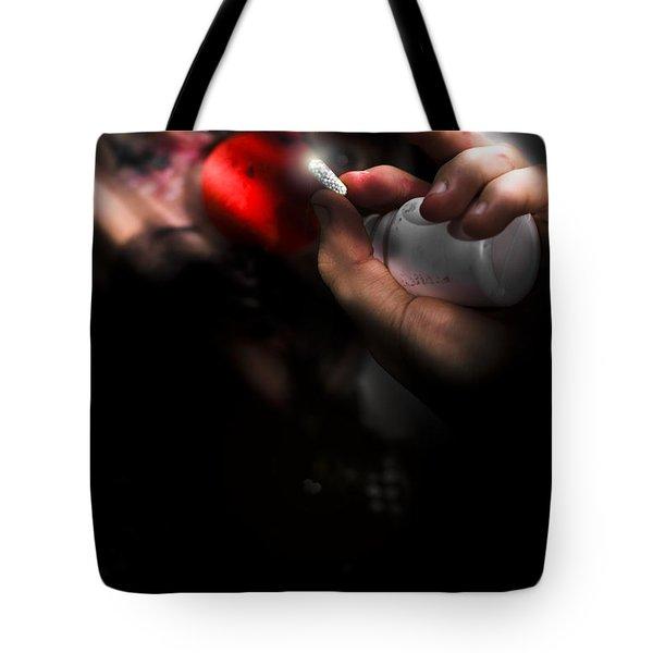Happy Medicine  Tote Bag