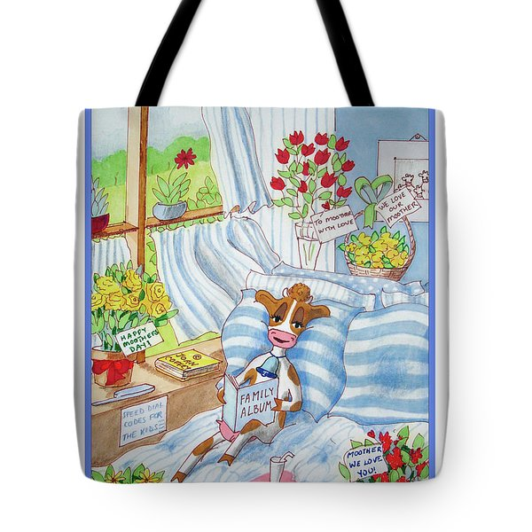 Happy Moother's Day Tote Bag
