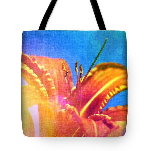 Happy Mother's Day Tote Bag by Aurelio Zucco