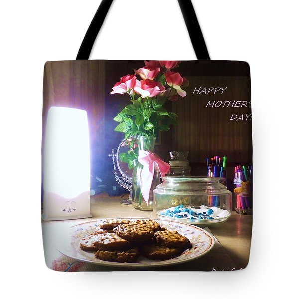 Happy Mothers Day Tote Bag