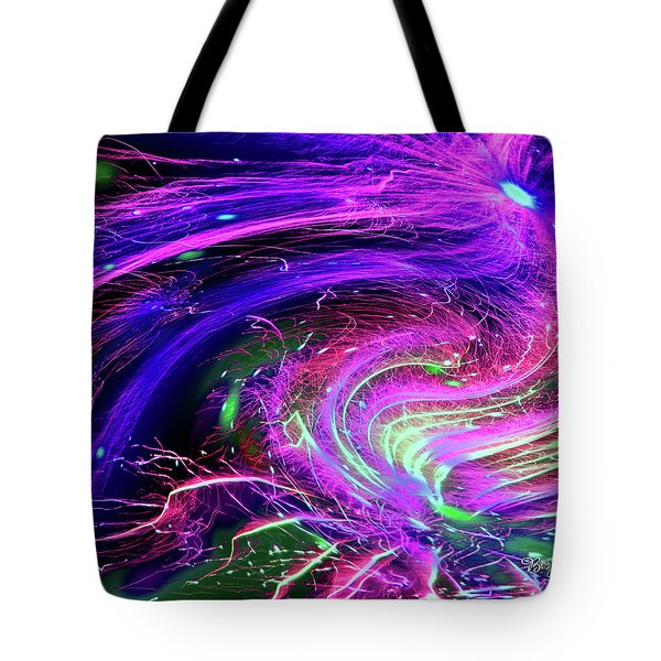 Happy New Year 2017 Tote Bag