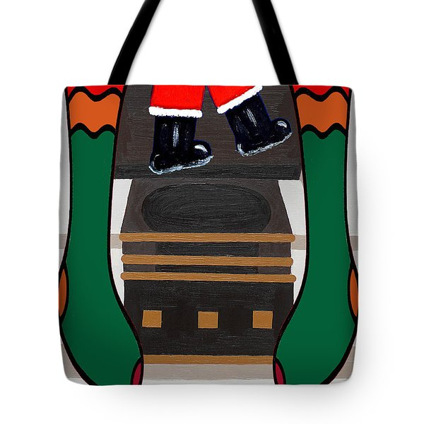 Happy New Year 8 Tote Bag by Patrick J Murphy
