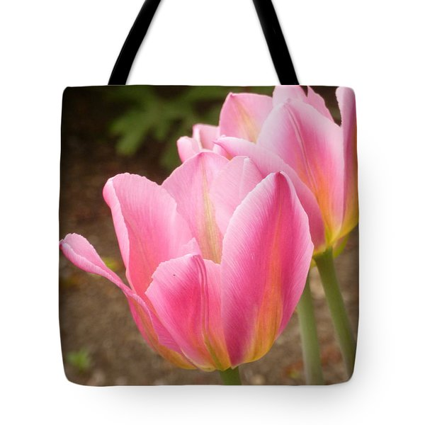 Happy Together Tote Bag by Lingfai Leung